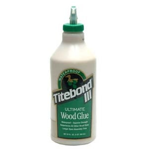 TITEBOND 1415 ULTIMATE III WOOD GLUE - 32oz-Marson Equipment