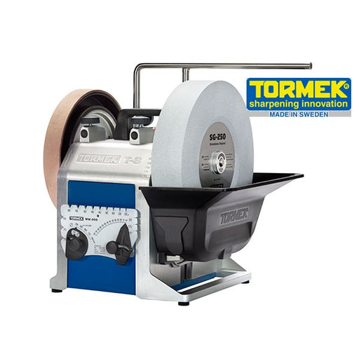 TORMEK T-8 WATER-COOLED SHARPENING MACHINE-Marson Equipment