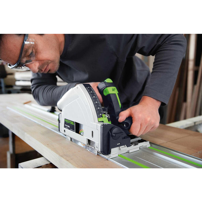 "FESTOOL 575388 IMPERIAL TS55 REQ TRACK SAW w/ 55"" RAIL-Marson Equipment"