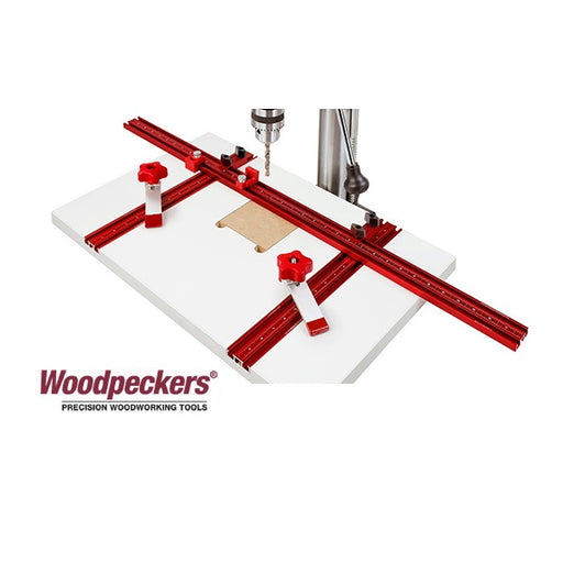 WOODPECKERS WPDPPACK1 COMPLETE DRILL PRESS TABLE-Marson Equipment