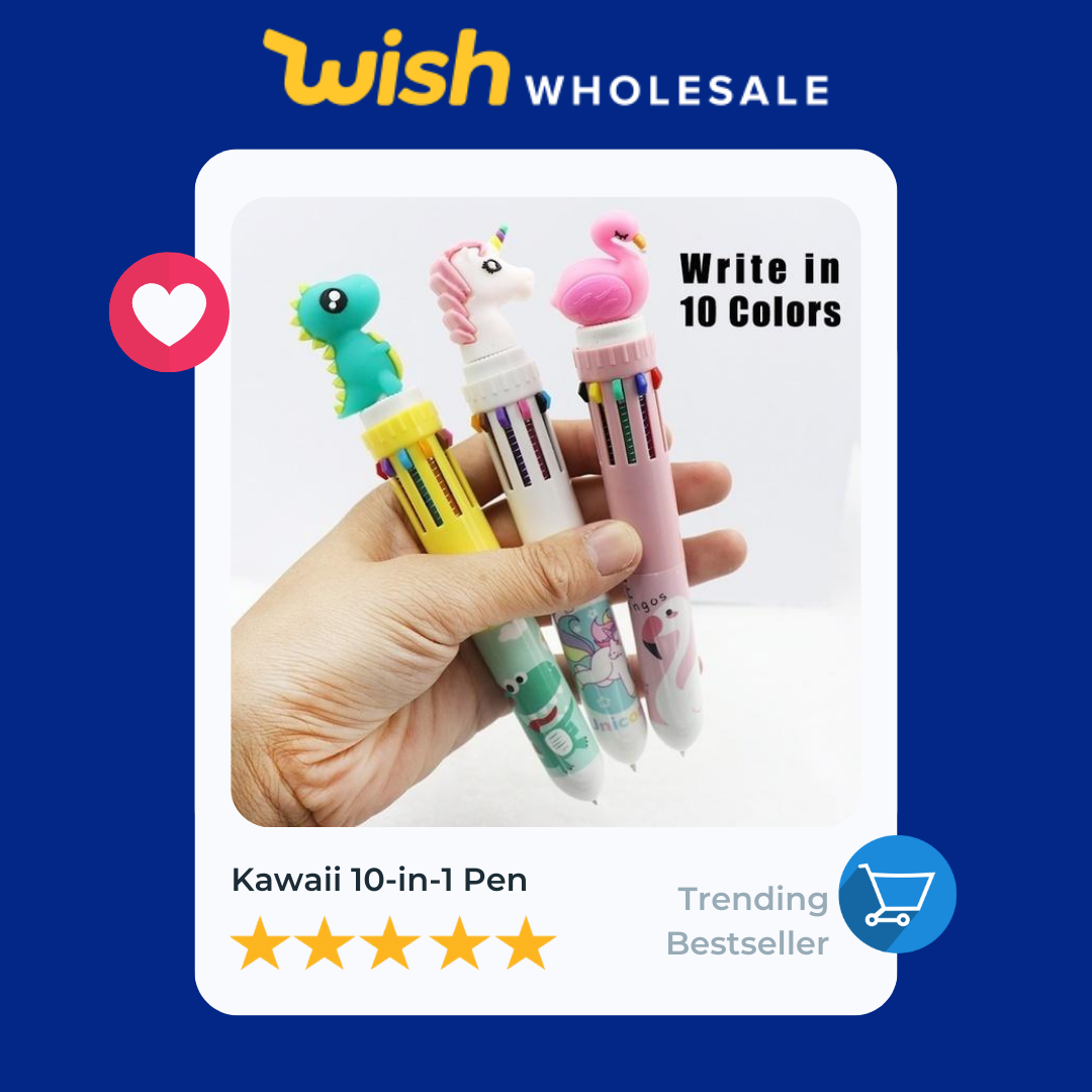 kawaii pen is a high demand product in toys