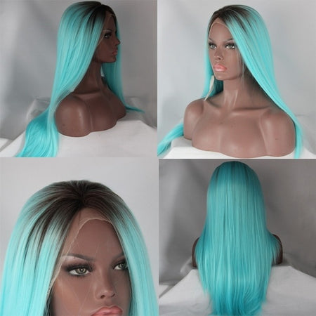 Silky Straight Wig High Quality