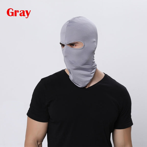 Outdoor Windproof Hat and Face Protection