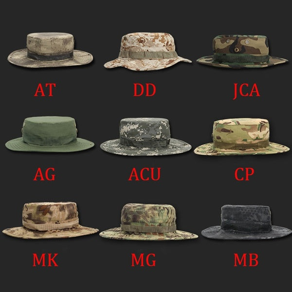 Camouflage Tactical Cap MG