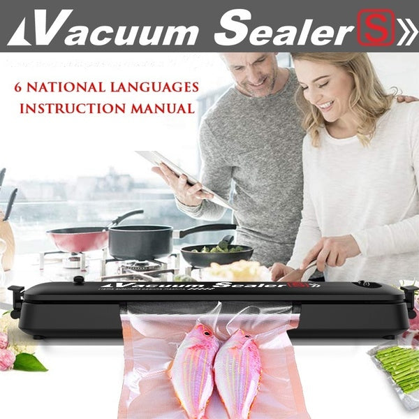 Household Electric Vacuum Sealer