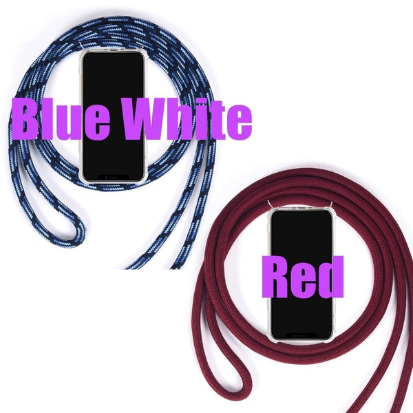 Trendy Phone Case Holder and Lanyard iPhone, Samsung, Etc iPhone XR pink
