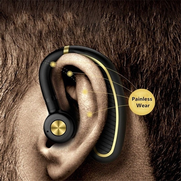 Wireless Bluetooth V4.1 Headset Stereo Earphone with Mic