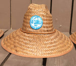 Straw Lifeguard Hats