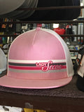 Lady Secos Striped Snap Back Cap