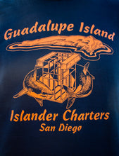 Load image into Gallery viewer, Islander 'Guadalupe Shark Cage' Hoodie