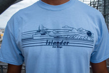 Load image into Gallery viewer, Islander Guadalupe Sunset Men's T-Shirt