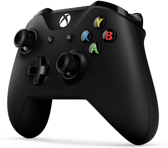 Microsoft Xbox One Bluetooth Wireless Controller, Black, 6CL00005 - Shop Video Games