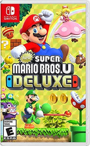 New Super Mario Bros. U Deluxe - Nintendo Switch - Shop Video Games