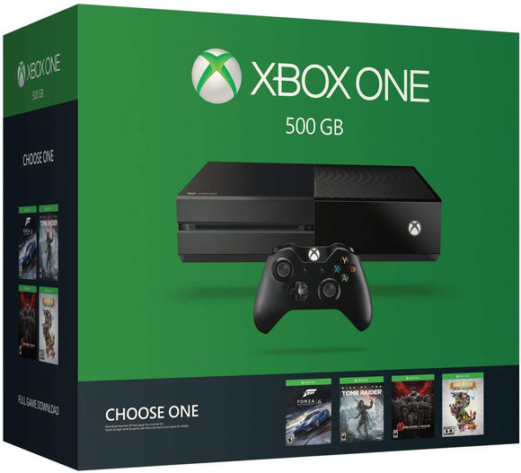 Xbox One 500GB Console - Shop Video Games