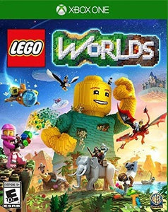 LEGO Worlds - Xbox One - Shop Video Games