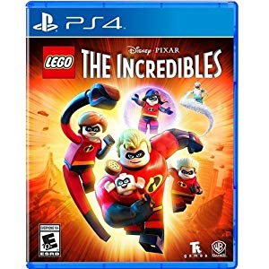 LEGO Disney Pixar's The Incredibles - PS4 - Shop Video Games