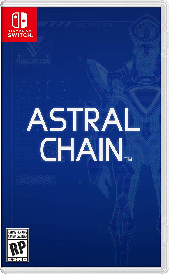 Astral Chain - Nintendo Switch - Shop Video Games