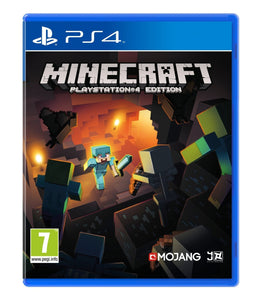 Minecraft: PlayStation 4 Edition [PlayStation 4] - Shop Video Games