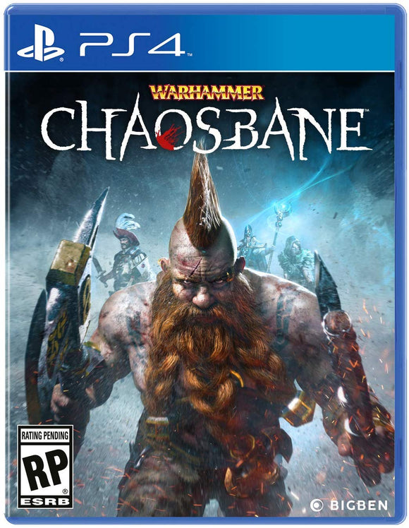 Warhammer: Chaosbane (PS4) - PlayStation 4 - Shop Video Games