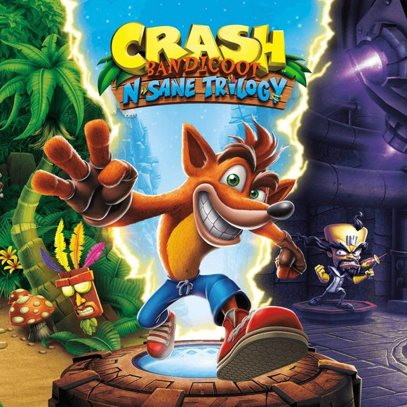 Crash Bandicoot N. Sane Trilogy - PlayStation 4 - Shop Video Games