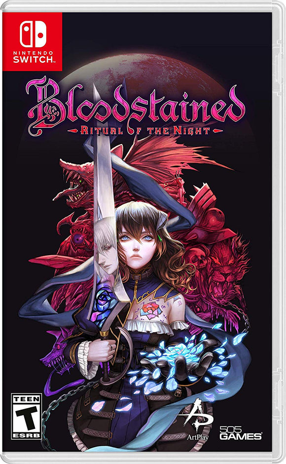 Bloodstained: Ritual of the Night - Nintendo Switch - Shop Video Games