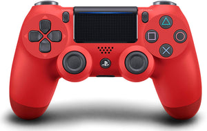 DualShock 4 Wireless Controller for PlayStation 4 - Magma Red - Shop Video Games