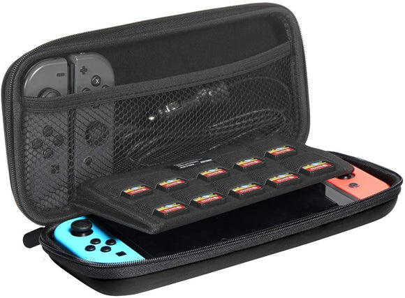 Carrying Case for Nintendo Switch - Black - Shop Video Games