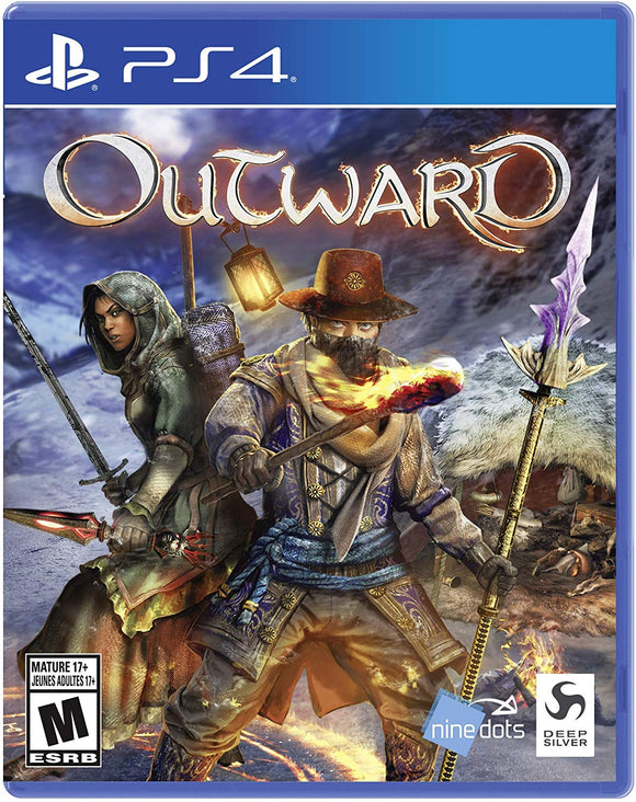 Outward (PS4) - PlayStation 4 - Shop Video Games