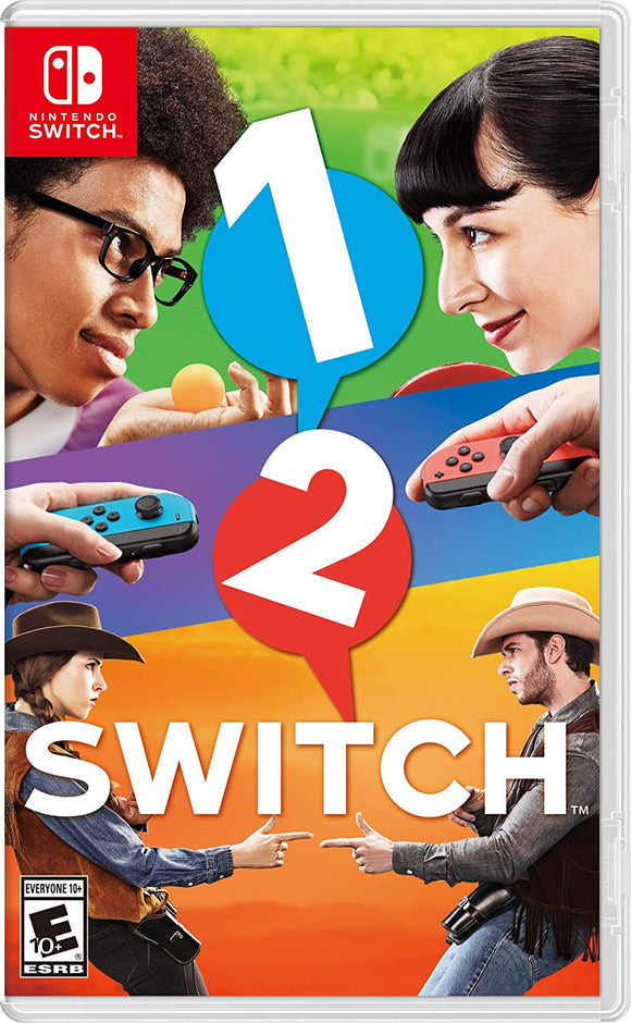 1-2 Switch - Nintendo Switch - Shop Video Games