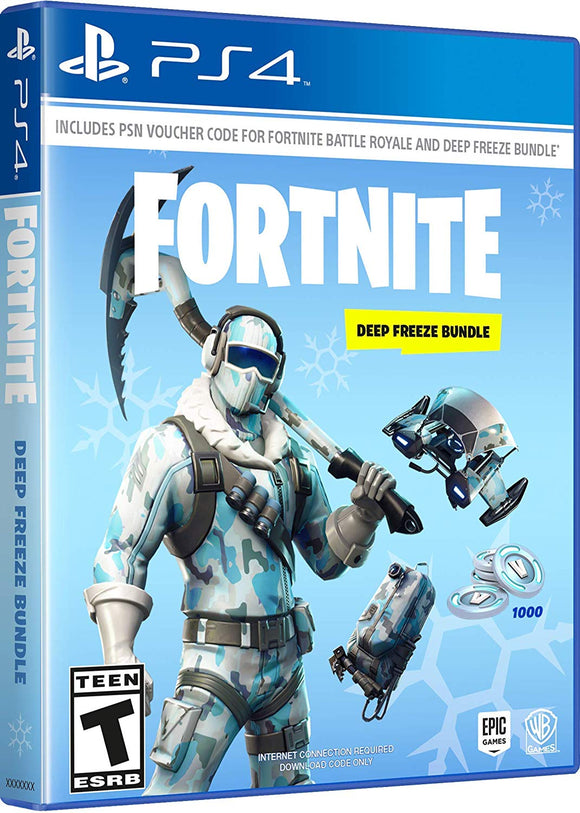 Warner Bros Fortnite: Deep Freeze Bundle - PlayStation 4 - Shop Video Games