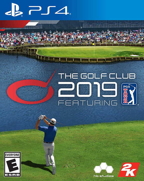 The Golf Club 2019 Featuring PGA Tour - PlayStation 4 - Shop Video Games