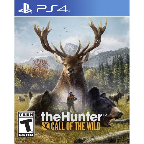theHunter: Call of the Wild - PlayStation 4 - Shop Video Games