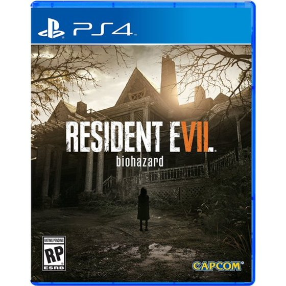 Resident Evil 7: Biohazard, Capcom, PlayStation 4, 013388560288 - Shop Video Games