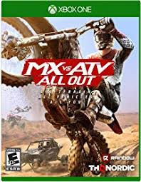 Mx Vs ATV All Out: Anniversary Edition - Xbox One - Shop Video Games