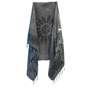 Anatolian Biga Beach Towels - 100% Turkish Cotton Stylish Multi-purpose - San Diego