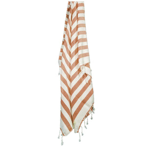 SALINAS - 100% Turkish Cotton Stylish Handwoven Multi-Purpose Beach Pool Sports Daily usage Towels made in Turkey brought to you by CITIZENSOFTHEBEACH San Diego California
