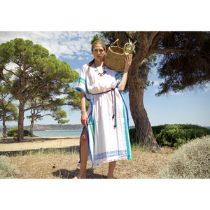 Ibiza Beach and Pool Dress - Super Soft 100% Turkish Cotton Stylish - San Diego