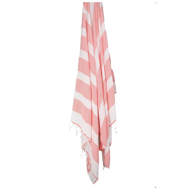 LINDOS - 100% Turkish Cotton Stylish Handwoven Multi-Purpose Beach Pool Sports Daily usage Towels made in Turkey brought to you buy CITIZENSOFTHEBEACH San Diego California