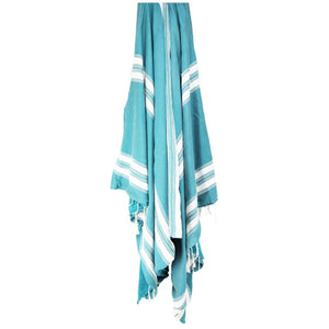 Pretty Bay Bath & Beach Towels - 100% Turkish Cotton Absorbs Water Fast - San Diego