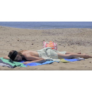 WINDANSEA BEACH and POOL BAGS - 100% Turkish Cotton Stylish Handwoven Multi-Purpose Beach Pool Sports Daily usage Bags Towels and Accessories made in Turkey brought to you by CITIZENSOFTHEBEACH San Diego California