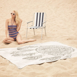 HALKIDIKI XL TOWELS