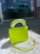 Tracey Neon Yellow