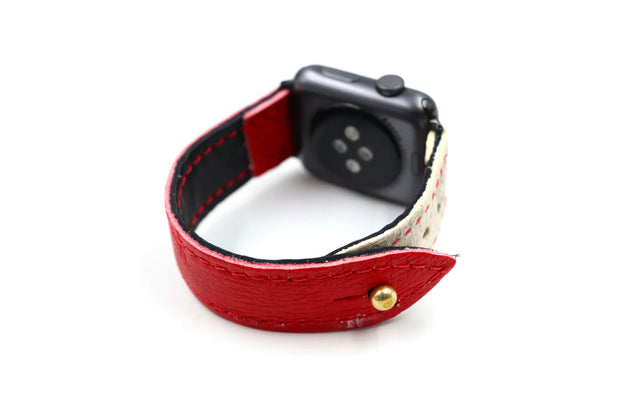 Panger Pro Series (Air Pack) Red iWatch Band
