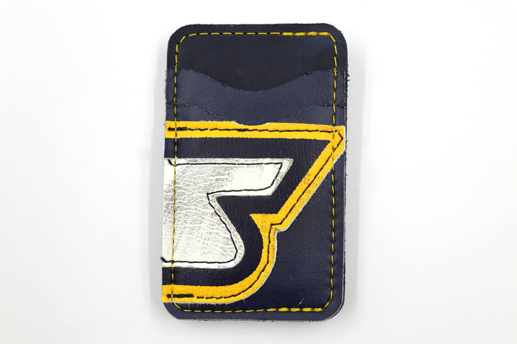 Contour 3 Slot Money-Clip