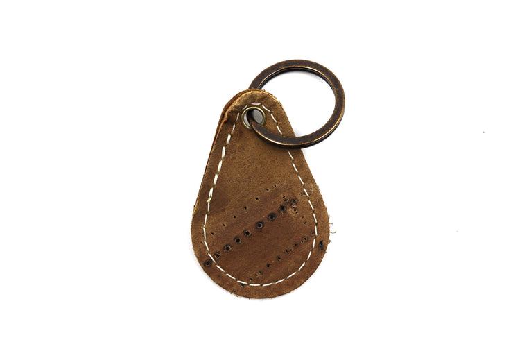 Air Hook Brown Keychain