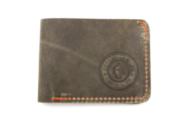 Snow Series 6-Slot Bi-Fold Wallet