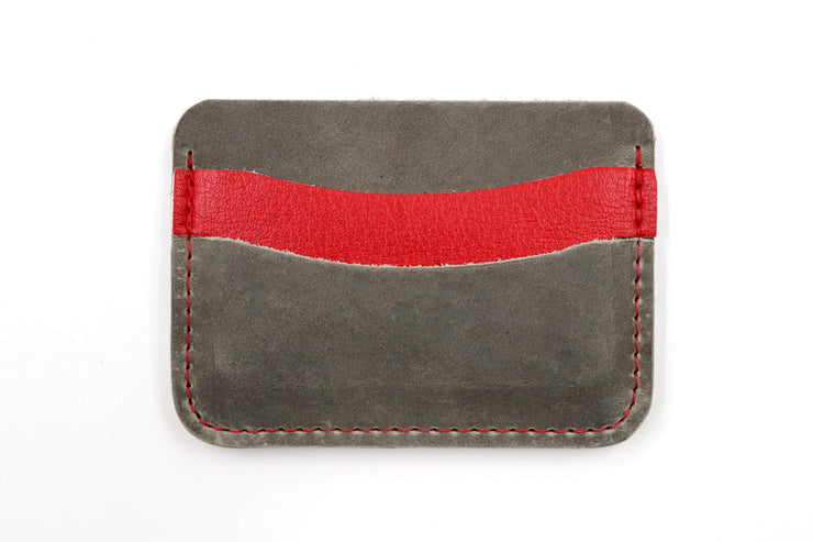 Winged Wheel Blocker Collection 3 Slot Wallet