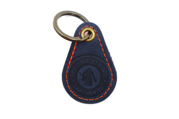 Brian's Beast Orange/Navy Keychain