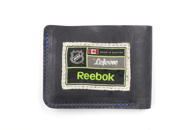 Blue Lightning Collection 6 Slot Bi-Fold Wallet