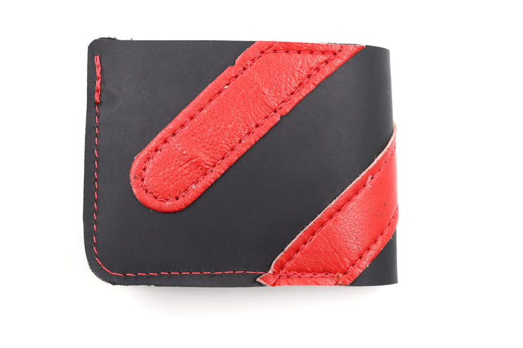 Brian's Outlaw Blocker 6 Slot Bi-Fold Wallet